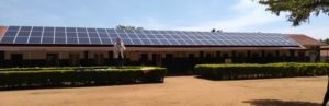 Photovoltaic System - 25.000 Wp