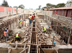 Bushulo Construction Site